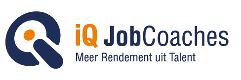 logo IQJobcoaches website links bovenin